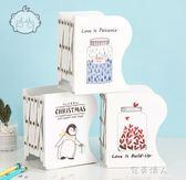 伸縮書立架創意高中學生用書架簡易桌上摺疊收納放書夾子書擋書靠 完美情人精品館