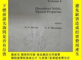 二手書博民逛書店Dynamical罕見Properties of Solids