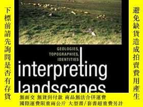 二手書博民逛書店Interpreting罕見LandscapesY364682 Christopher Tilley Left