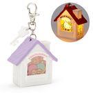 【雙子星LED吊飾】雙子星 房屋吊飾 LED 三麗鷗 KikiLala 日本正版 該該貝比日本精品 ☆