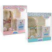 法國蔻蘿蘭 KLORANE 寶寶粉紅/藍 兔子玩偶香水禮盒(1組入) 兩款可選【小三美日】