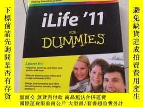 二手書博民逛書店iLife罕見 11 For DummiesY26171 Ton