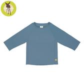 德國Lassig-嬰幼兒抗UV長袖泳裝上衣-藏青藍
