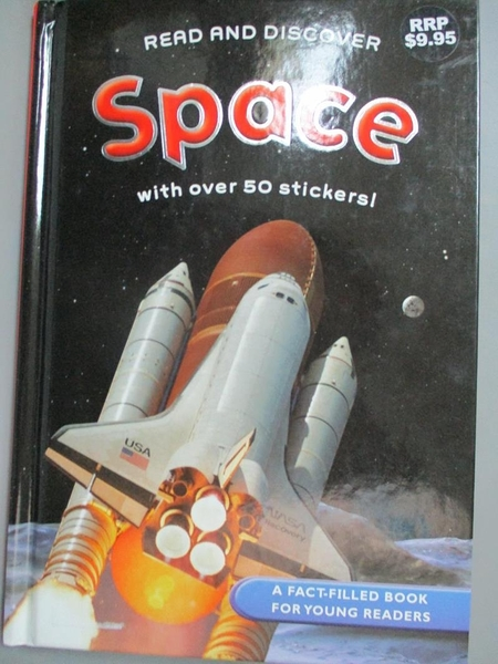【書寶二手書T7/少年童書_JBZ】Space (Read and Discover)