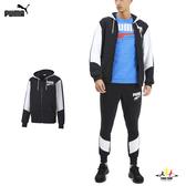 Puma Rebel 男 外套 連帽外套 撞色 運動 休閒 夾克 棉質 保暖 外套 58273301