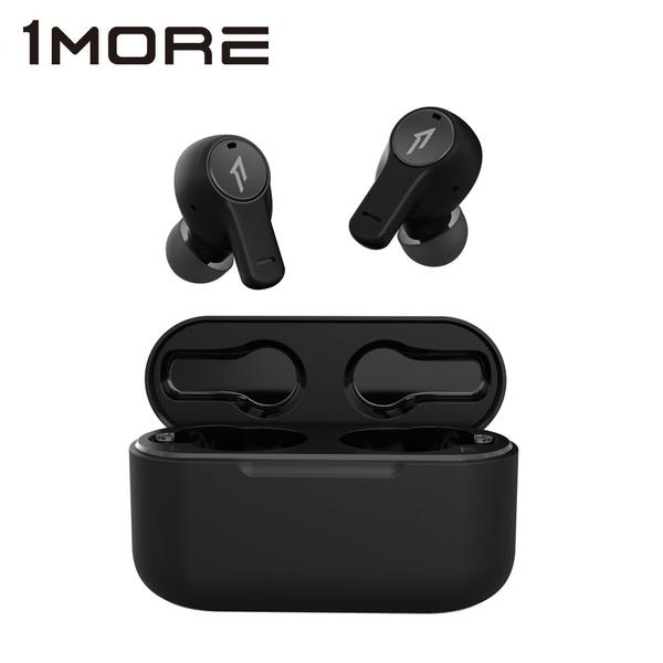 【1MORE】PistonBuds 真無線耳機-黑