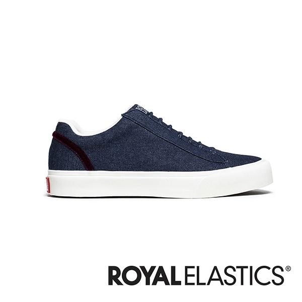 ROYAL ELASTICS Cruiser 深藍日系帆布休閒鞋 (男) 00603-556