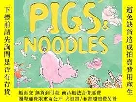 二手書博民逛書店It s罕見Raining Pigs & NoodlesY256260 Jack Prelutsky Gree