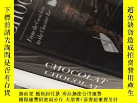 二手書博民逛書店Chocolat:罕見From the Cocoa Bean t