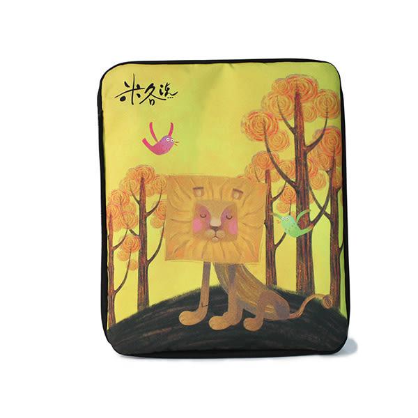 【NETSTYLER 自格包】米各說-方頭獅系列-我是方頭獅 (MeenaRL 米娜互換片)