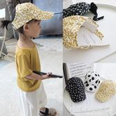 婴儿帽  1-3歲兒童帽印花棒球帽女百搭嬰兒寶寶帽子  欧韩流行馆