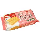 義美夾心酥草莓 152g*12盒/箱【合迷雅好物超級商城】