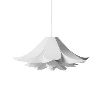 丹麥 Normann Copenhagen Norm 06 白色雕塑系列 花顏 吊燈(中尺寸)