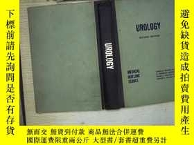 二手書博民逛書店UROLOGY罕見SECOND EDITION 。Y180897