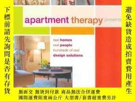 二手書博民逛書店Apartment罕見TherapyY256260 Maxwell Grillingham-ryan Chro