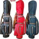 新款honma侯馬高爾夫球包 布包 輕便包 男女士球桿包golf bag igo【PINKQ】