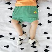 夏季薄0-1歲寶寶3男嬰兒褲子純棉6女短褲大PP褲12個月新生兒吸汗 森活雜貨