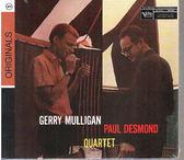 【正版全新CD清倉 4.5折】傑瑞穆林根與保羅戴斯蒙 / 及時藍調 Gerry Mulligan & Paul Desmond / Blues In Time