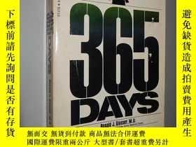二手書博民逛書店365罕見Days by Ronald J. Glasser M