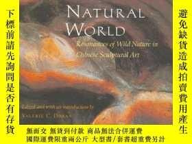 二手書博民逛書店【罕見】Art of the Natural World 自然世