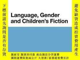 二手書博民逛書店Language,罕見Gender And Children s Fiction-語言、性別與兒童小說Y436