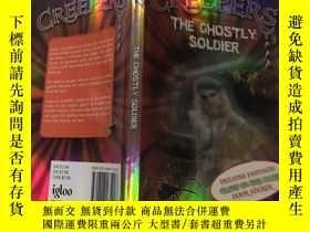 二手書博民逛書店The罕見chostly soldier 那個矮胖的士兵Y200392