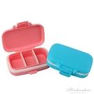 2個裝 紋繡專用收納盒便攜迷你多功能工具箱儲物密封環保硅膠大容量盒子 黛尼時尚精品