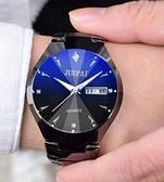 2020新款男錶防水手錶男學生石英錶簡約潮流男士手錶夜光非機械錶 QM 向日葵