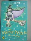 【書寶二手書T8/語言學習_HCO】Confident Readers Worst Witch All At Sea_J