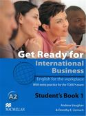(二手書)Get Ready for International Business 1