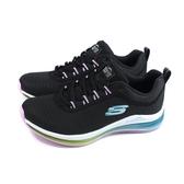 SKECHERS SKECH-AIR 運動鞋 女鞋 黑色 149402BKMT no225