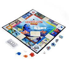 《 MB 智樂遊戲 》地產大亨 MONOPOLY - 尋找多莉遊戲組╭★ JOYBUS玩具百貨
