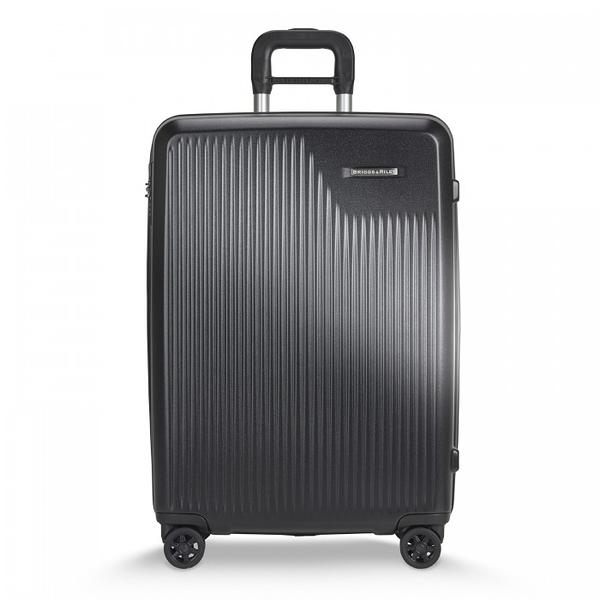 【BRIGGS & RILEY】SYMPATICO硬殼可擴充四輪行李箱27吋(黑)