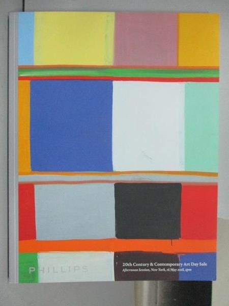 【書寶二手書T8/收藏_PQE】Phillips_20th Century&…Afternoon Session