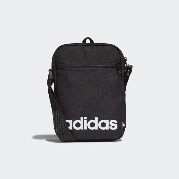 Adidas ESSENTIALS 黑色斜背包 GN1948
