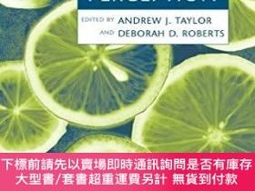 二手書博民逛書店預訂Flavor罕見PerceptionY492923 Andrew J. Taylor John Wiley