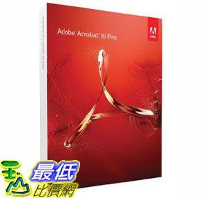 [美國直購]2012 美國暢銷軟體Adobe Acrobat Professional XI Windows $18648