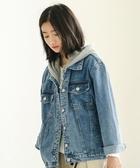 牛仔外套春季女新款韓版寬鬆學生bf怪味少女上衣小清新牛仔衣