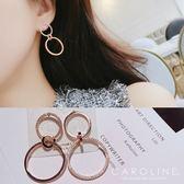 《Caroline》★韓國熱賣造型時尚   閃人耀眼水鑽 巨星風采動人耳環70435