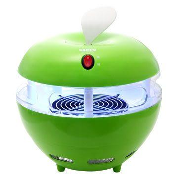 ^聖家^聲寶9瓦光觸媒吸入式捕蚊燈 蘋果造型 MLS-W1209CL 【全館刷卡分期+免運費】