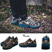 Nike 戶外鞋 Air Humara 17 ACG 墨綠 藍 紫 白勾 男鞋 越野運動鞋 【PUMP306】 AJ1102-200