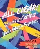 二手書博民逛書店 《All Clear!: Idioms in Context》 R2Y ISBN:0838439667│Heinle & Heinle Pub