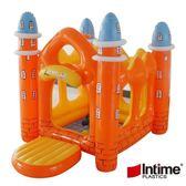 充氣加厚室內家用蹦床小型嬰兒童游樂園玩具屋設備城堡淘氣堡帳篷WY【全館八折限時促銷】