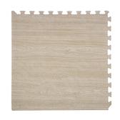 淺原木安全地墊-60x60x1.2cm4入-(含邊條)