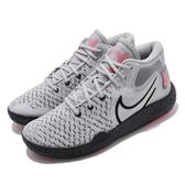 Nike 籃球鞋 KD Trey 5 VIII EP 灰 黑 紅 React 杜蘭特 男鞋 【PUMP306】 CK2089-003