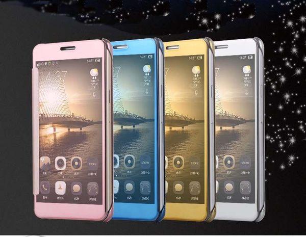 鏡面皮套 SAMSUNG Galaxy C9 Pro/A8(2016)/J2PRIME 手機殼 手機套