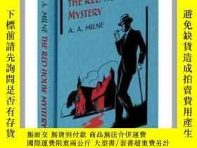 二手書博民逛書店The罕見Red House Mystery 紅房子的祕密(預訂