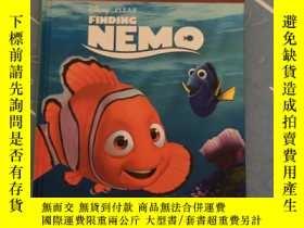 二手書博民逛書店英文:Finding罕見Nemo(精裝)Y25376 Lost and Found Leap Frog