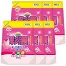 彩漂新型漂白水補充包(玫瑰花香)2000g(6入/箱)