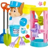 兒童沙灘玩具套裝決明子玩具沙挖沙大鏟子沙池漏男女寶寶室內家用 莎拉嘿幼